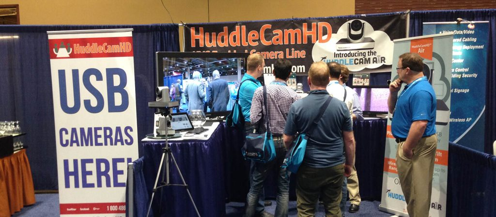 HuddleCam Air Booth