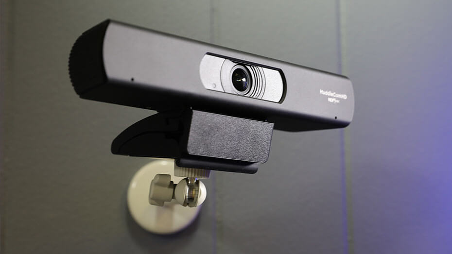 Webcam Mounting Options