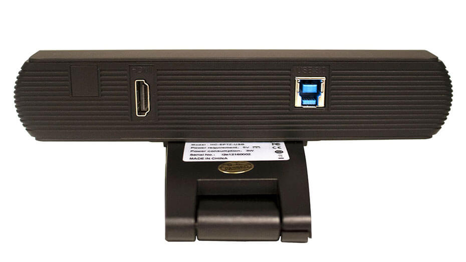 HuddleCamHD Pro Webcam Back