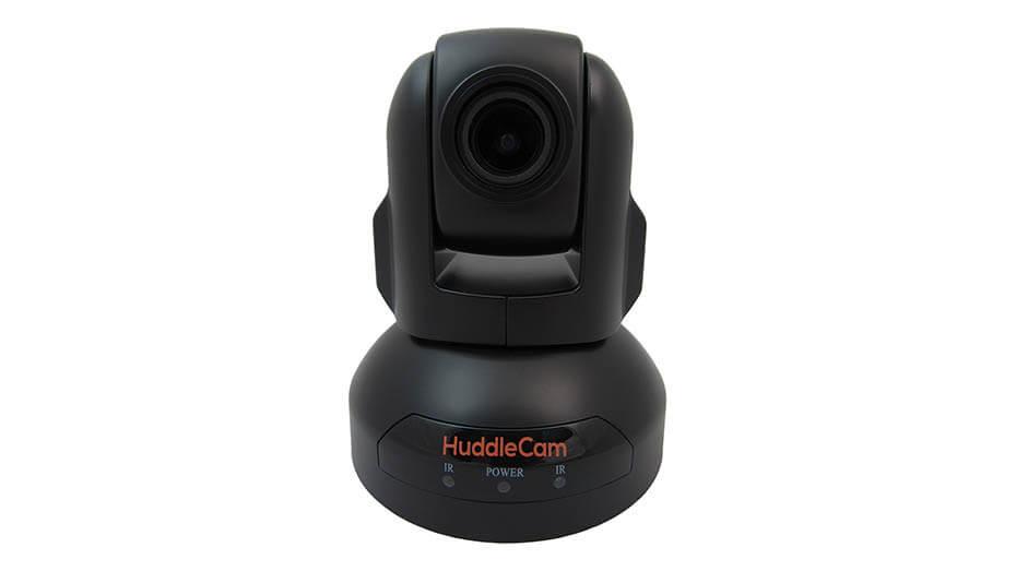 3X Zoom Webcam Black Front