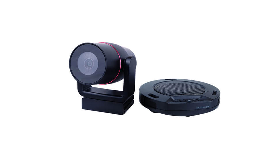 HuddlePair Webcam front image