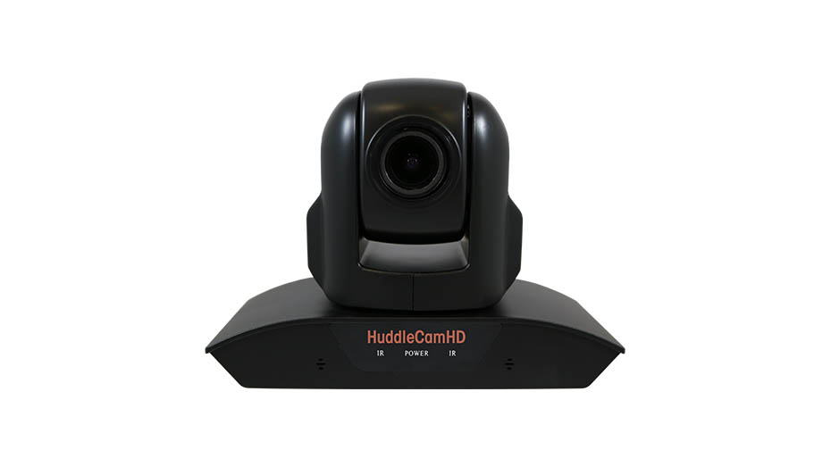 3X Optical Zoom Webcam Black