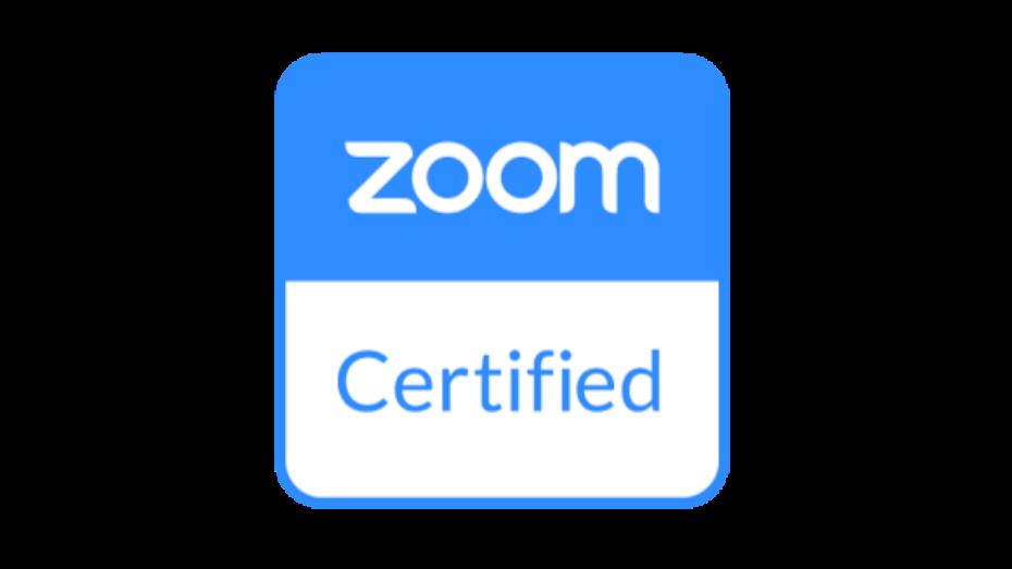 Zoom Certification