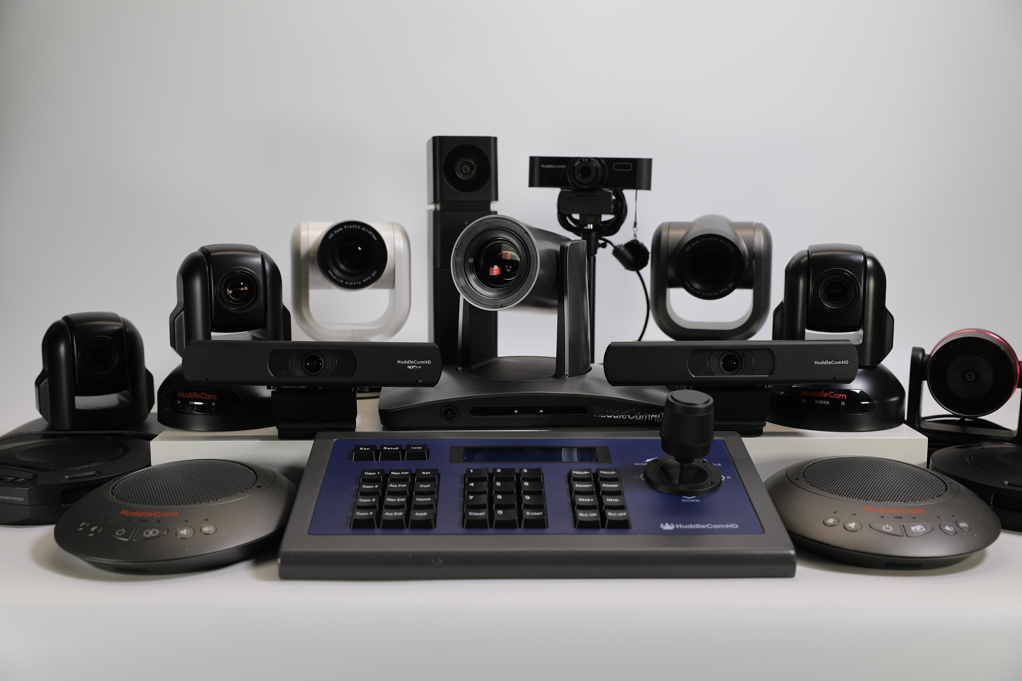 Buy HuddleCamHD Cameras